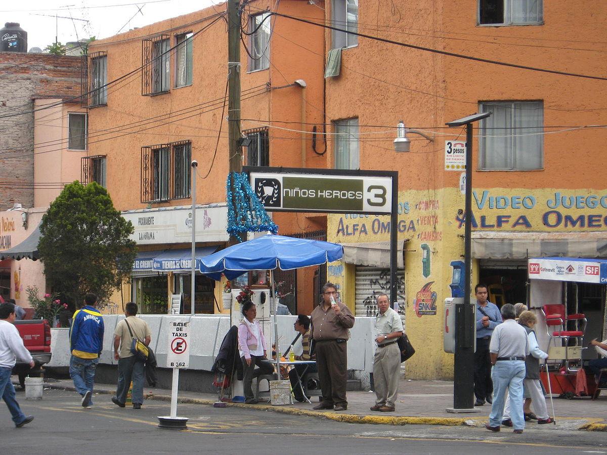 Metro Niños Héroes - Wikipedia 082543a81e7d9