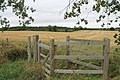 Entrance to Public Footpath at Stainfield.jpg
