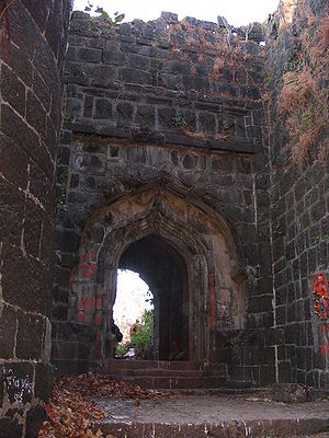 Entrance to Suvarnadurg.JPG