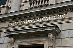 Entrance to the Royal Astronomical Society 1.jpg