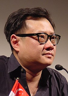 Eric Khoo Singaporean film director and producer