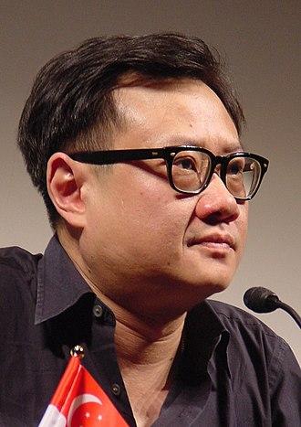 Eric Khoo - Eric Khoo, in 2010