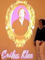 Erika Klee, Künstlerinnenvereinigung GEDOK, Videoinstallation des BBK Hannover, mit Karen Baumhöver-Wegener, Art (F)Air 2012, Messe für zeitgenössische Kunst.jpg