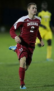 Eriq Zavaleta Professional footballer