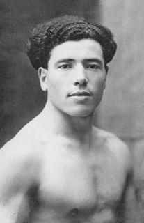 Erminio Spalla Italian actor and boxer
