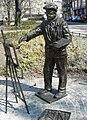 Ernst Henseler monument in Gorzów Wielkopolski, Poland - 20100403.jpg