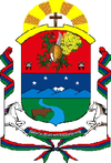 Official seal of Pedraza Municipality