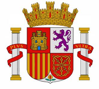 Cipriano Mera - Image: Escudo de España (República)