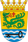 Coat of arms of Puerto de la Cruz