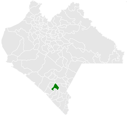 Municipality of Escuintla in Chiapas