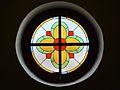 Església de santa Anna de Campell, finestra del cor.JPG