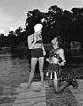 Esther Williams and Howard Keel (kneeling).jpg
