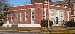 Eureka, Kansas, post office from SE 1.jpg