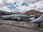 Eurofighter airframe used for testing, at Baarlo.jpg