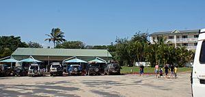 Eurong, Queensland - Shop at Eurong, 2013