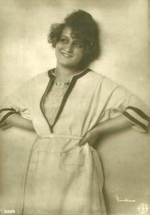 Eva May
