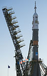 Expedition 46 Soyuz Rollout (NHQ201512130034).jpg