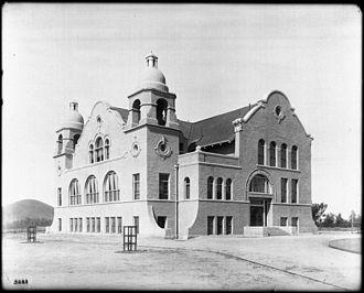 Bonita High School - Bonita Union High School c.1903