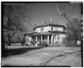 FACADE, LOOKING SOUTH - Zelotes Holmes House, 619 East Main Street, Laurens, Laurens County, SC HABS SC,30-LAUR,1-1.tif