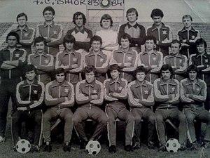 FC Bihor Oradea - FC Bihor Oradea (1983–1984)