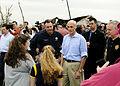 FEMA - 35187 - DHS Secretary Chertoff and FEMA Administrator Paulison in Oklaho.jpg