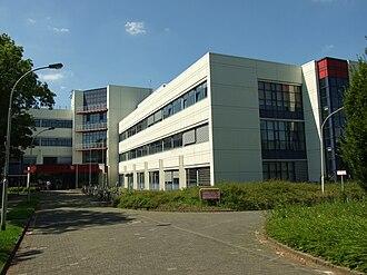 FH Aachen - Image: FH Aachen, Fachbereiche Wirtschaft und Elektrotechnik