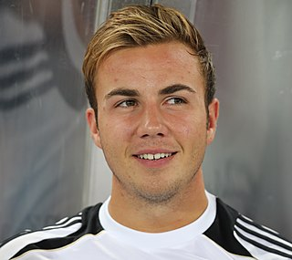 Mario Götze German footballer