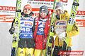 FIS Ski Jumping World Cup Zakopane 2012 - friday podium.jpg
