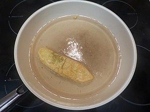 Aloo pie - Image: FOOD Aloo Pie 3