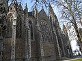 Façade est de l'église St Léger d'Orvault.JPG