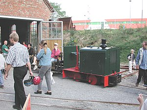Feldbahn - Wiesloch ''Feldbahn'' Museum
