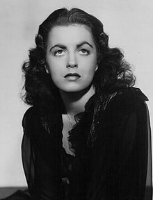 faith domergue the aviator actress