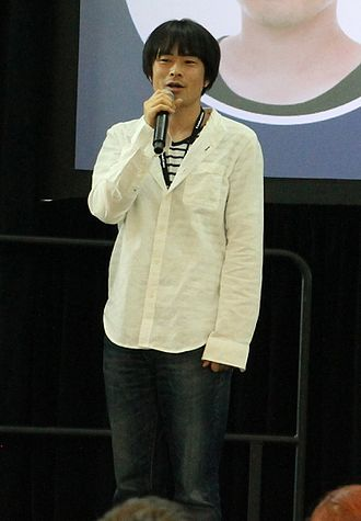 Daisuke Sakaguchi - Image: Fanime Con 2016 (Daisuke Sakaguchi)