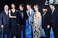 Fantastic Beasts and Where to Find Them Japan Premiere Red Carpet- Eddie Redmayne, Dan Fogler, Katherine Waterston, Alison Sudol, David Yates, David Heyman & DAIGO (35493783172).jpg