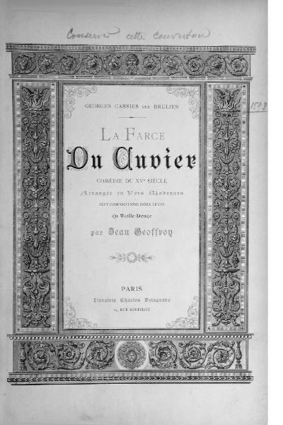 File farce du cuvier modernisation gassies for Farcical usage