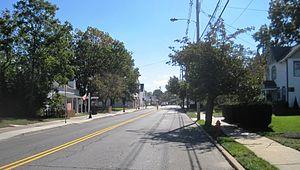 Farmingdale, New Jersey - Downtown Farmingdale