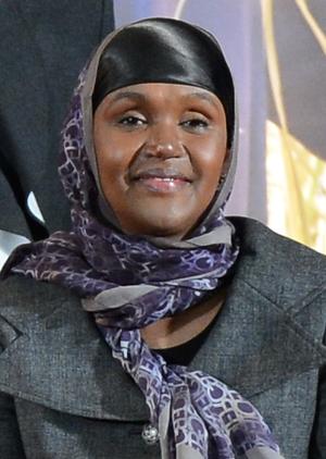 Fartuun Adan - in Washington in 2013