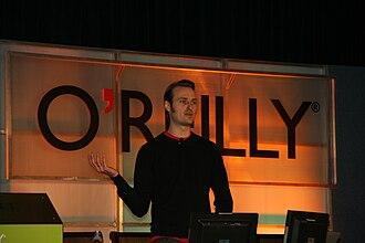 Last.fm - Felix Miller, one of the Last.fm founders