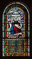 Fermanville Église Saint-Martin Nef Bas-Côté du Nord Vitrail 3 Morts Pour La France 1914–1918 2013 09 01.jpg