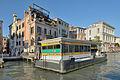 Fermata del vaporetto San Marcuola Canal Grande Venezia.jpg