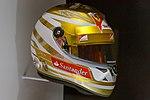 Fernando Alonso 2012 Monaco helmet 2017 Museo Fernando Alonso.jpg