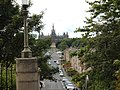 Fettes College, as seen from the end of Learmonth Avenue - geograph.org.uk - 484037.jpg