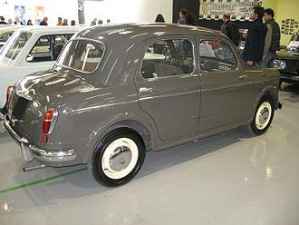 Fiat 1100 - The original 1100/103