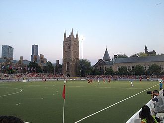 Back Campus Fields - Pan Am / Parapan Am Fields during the 2015 Pan American Games