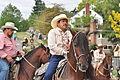Fiestas Patrias Parade, South Park, Seattle, 2015 - 252 - the horses (21408262980).jpg