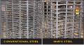 Figure 8 - MMFX2 steel vs normal steel.PNG