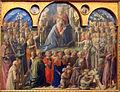 Filippo Lippi, Incoronazione Maringhi, 1439-1447 circa, Gallerie dei Uffizi, Firenze.JPG