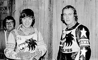 Wolverhampton Wolves - Finn Thomsen and Ole Olsen