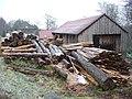 Finzean Sawmill - geograph.org.uk - 741933.jpg