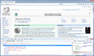 Firebug (software) Web development add-on for Firefox